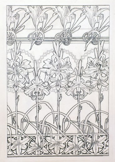 Drawings Browse Works Gallery Mucha Foundation