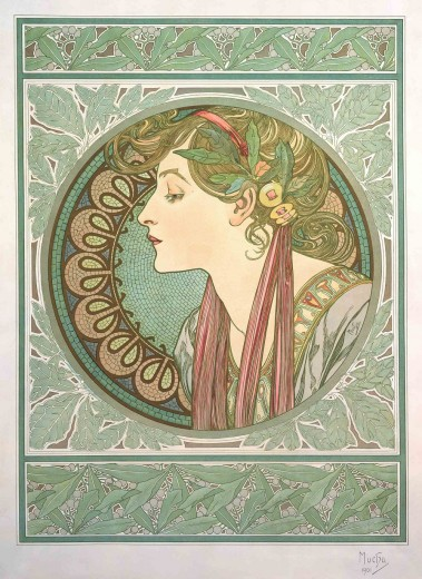 Laurel Browse Works Gallery Mucha Foundation